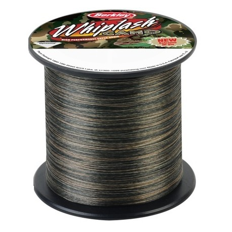 Berkley Whiplash Camo 25lb 600m
