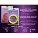 Drennan Carp Bungee Hollo Core Pole Elastic Pink 14-16